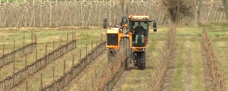 德国惊人的农业机械!高端机器,种植业又迈上了新高度了
