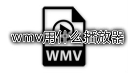 wmv用什么播放器好