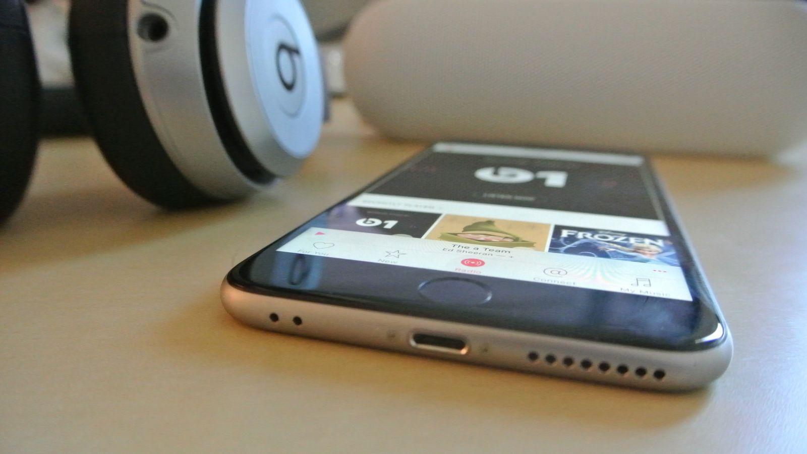 苹果手机耳机插孔在哪里
