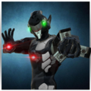铁飞机器人战争区