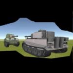 工艺坦克之战