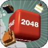 3D方块2048
