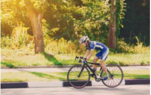 关于自行车的游戏
