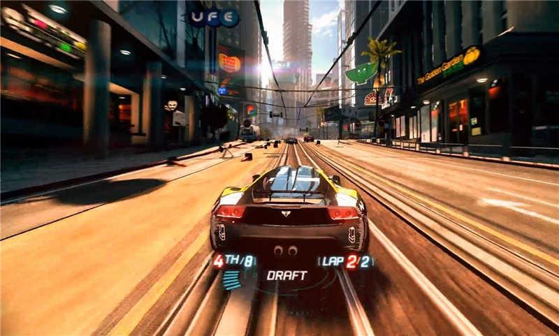 赛车类手机游戏下载大全