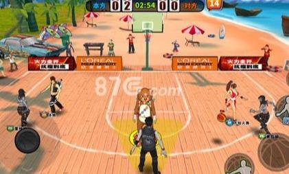 好玩的篮球手游下载