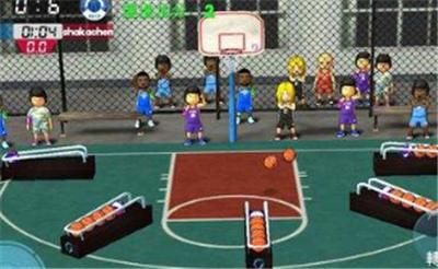多人篮球竞技手游合集