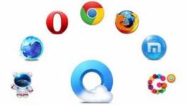 手机常用的浏览器