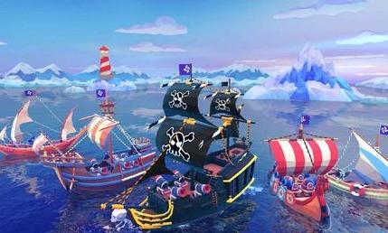 安卓海盗游戏推荐
