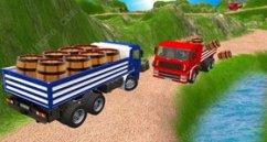 卡车模拟驾驶手游合集