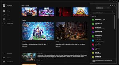 Epic游戏商城在三月内加入一系列社交功能(3)