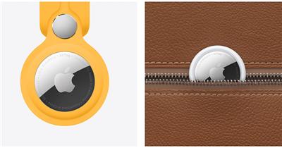 苹果更新AirTag加强防止恶意跟蹤,能感应讯号的Android应用正在路上