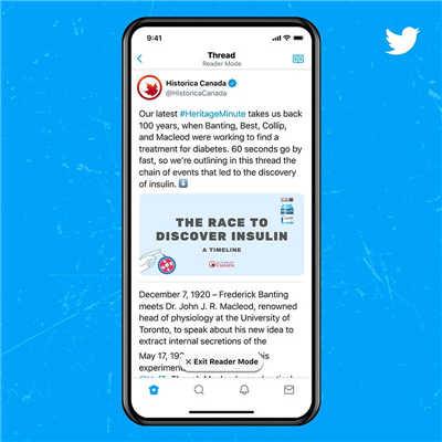 Twitter 首款订阅服务 Twitter Blue 推出,可享有多种新功能(1)