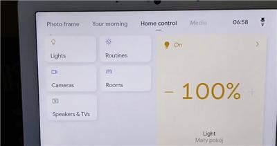 Google 神秘的 Fuchsia OS 系统将「更新」上 Nest Hub 智慧萤幕