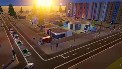 城市建造游戏Panda City新预告片(3)