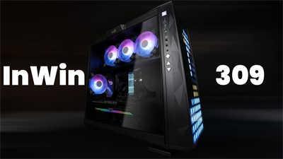 InWin推出309 Gaming Edition机壳 可玩三种游戏