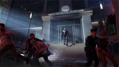 主视角新作《机械战警:暴戾都市》发布首个预告