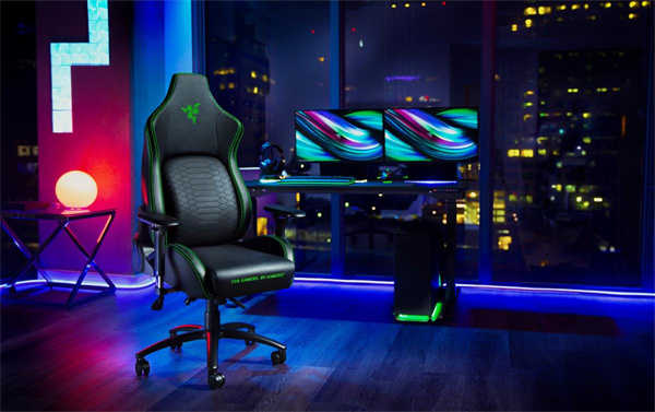 Razer推出入门电竞椅Iskur X