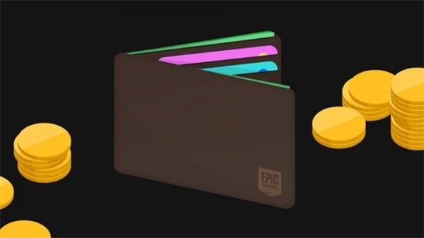 北美Epic游戏商店新增钱包功能 未来还将覆盖更多地区