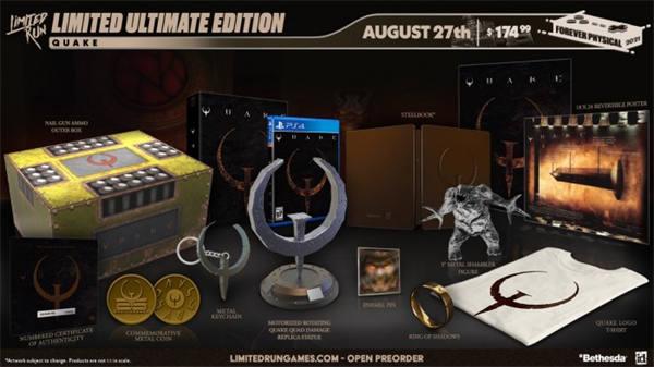 《雷神之锤》复刻版发布实体版本 但并无Xbox版(3)