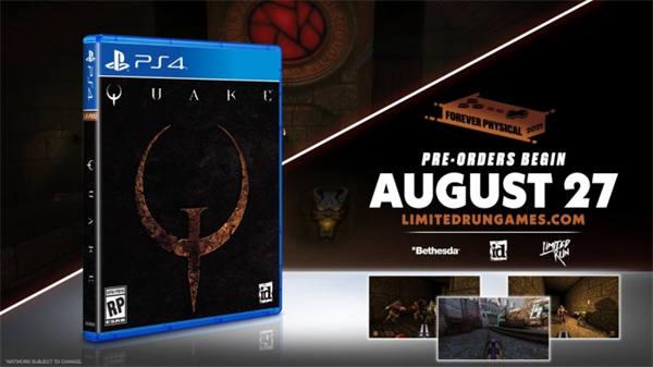 《雷神之锤》复刻版发布实体版本 但并无Xbox版(2)