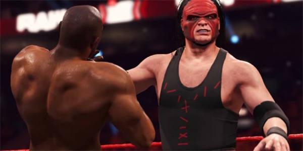 今年又没新作 《WWE 2K22》正式发售日期确定