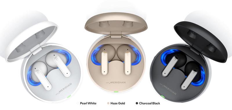 LG推出拥有主动降噪功能的无线耳机产品
