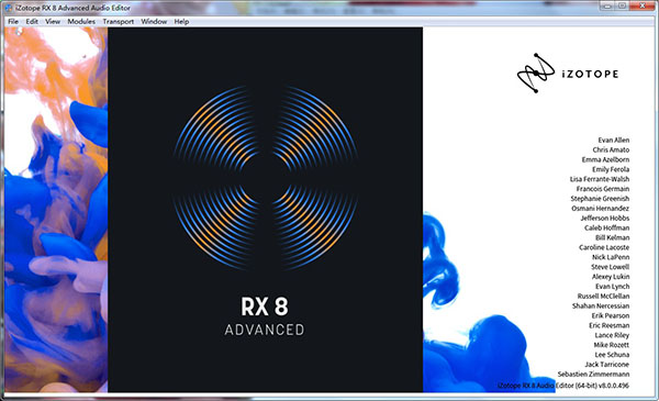 iZotope RX8破解版(附破解补丁)