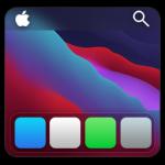 MyDockFinder绿色版(把Win10变成Mac OS)