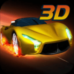 3D飞速狂飙无限金币版
