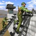 特种部队模拟训练