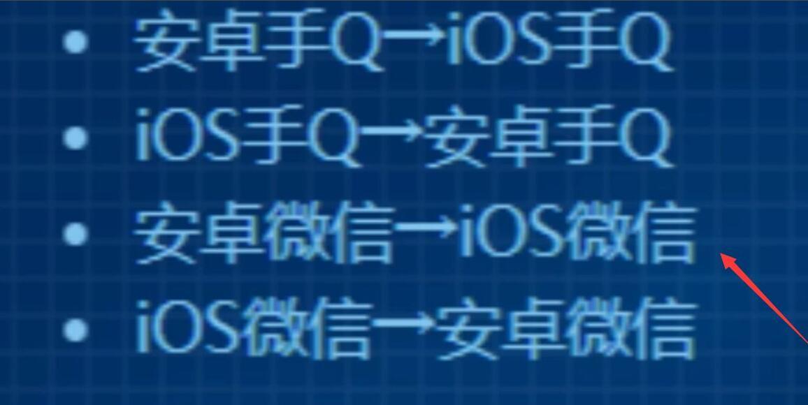ios游戏账号怎么转安卓?(4)