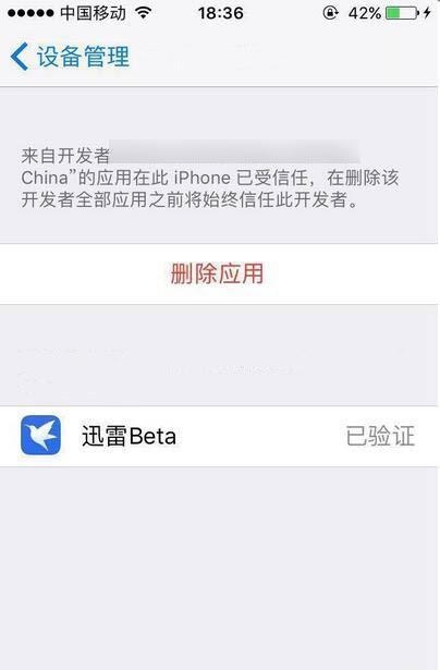迅雷ios beta内测版怎么下载? (3)