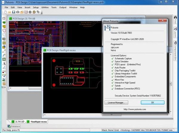 Pulsonix(自动化电子设计软件)