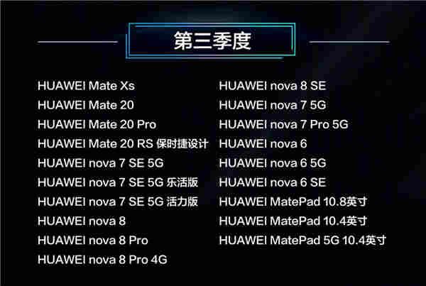 能升级鸿蒙系统的手机型号(1)