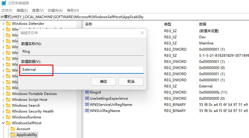 预览计划通道Release Preview怎么修改成dev通道(8)