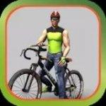 自行车赛车杯