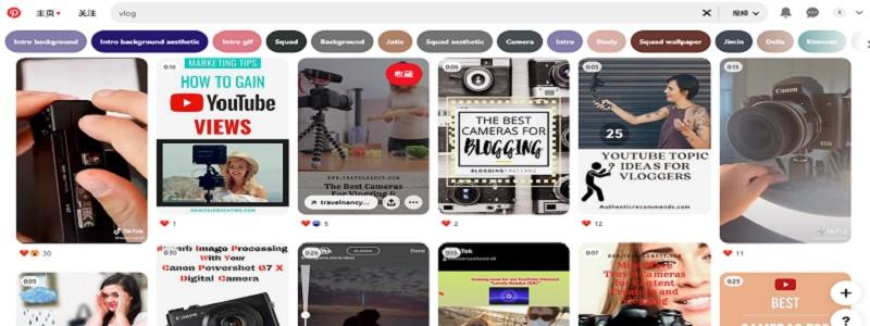 Pinterest视频下载器