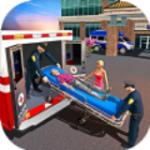 救护车车祸救援