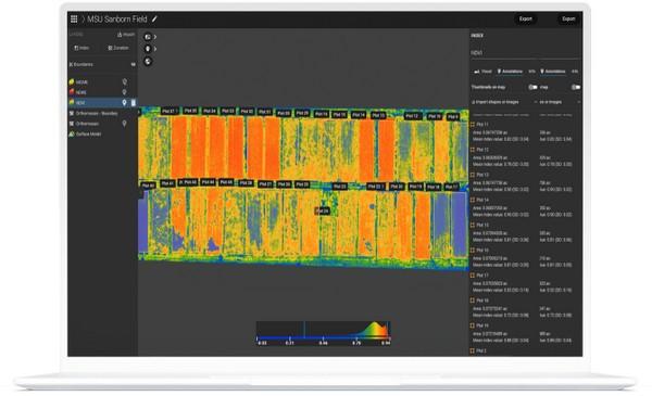PIX4Dfields(无人机测绘软件)