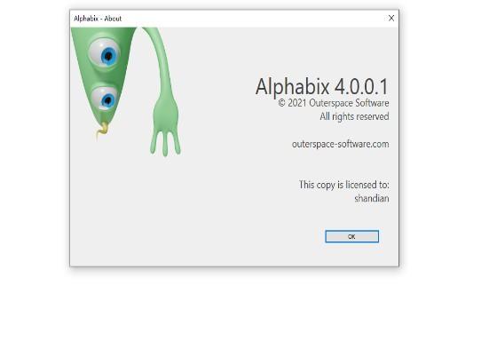 Alphabix彩色字体制作软件