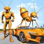 蚂蚁变形机器人