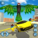 飞鹰变形机器人