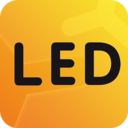 LED弹幕手持字幕