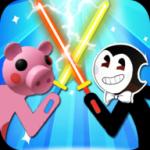 Piggy小猪棒战斗机