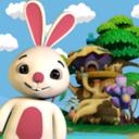 兔子跳一跳