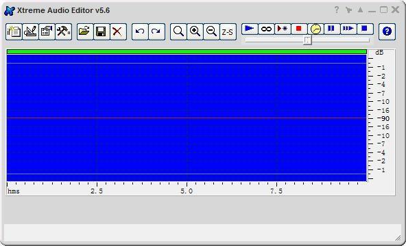 Xtreme Audio Editor(音频编辑工具)