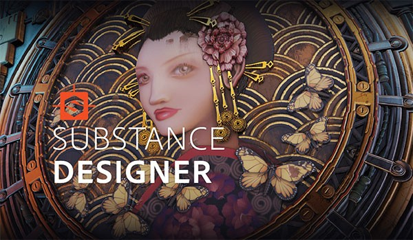 Substance 3D Designer(三维贴图材质制作软件)