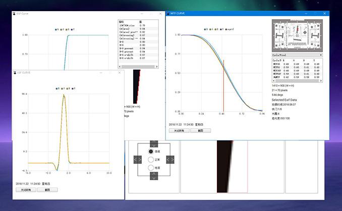 iQstest(图像质量综合测试软件)